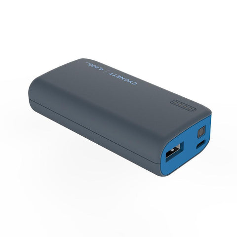 4,400mAh Power Bank - Blue/Grey - Cygnett (AU)