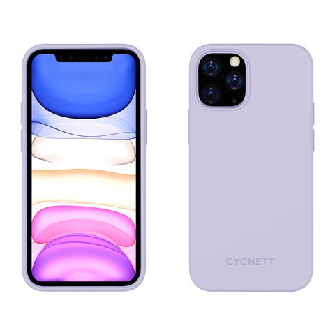 iPhone 12 & 12 Pro Biodegradable Skin Case - Lilac - Cygnett (AU)