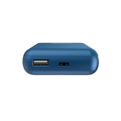 10,000 mAh 18W Power Bank - Navy