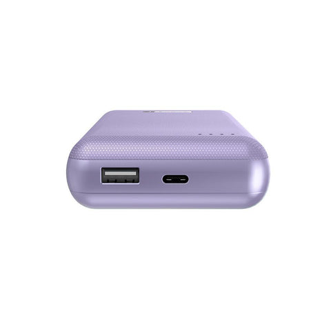 20,000 mAh 18W Power Bank - Lilac
