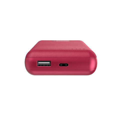 20,000 mAh 18W Power Bank - Red