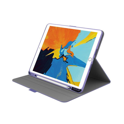 "Slim Case for iPad Air (2019) & iPad Pro 10.5"" in Purple - Cygnett (AU)"