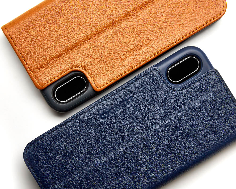 The CitiWallet Premium Leather Case offers maximum protection through its 360° premium leather case coverage, shock and impact absorbing flexible TPU case and softened microfiber lining. The TPU internal shell holds your new device firmly and securely in place and allows you to have complete peace of mind that your device is fully protected. <br><br>