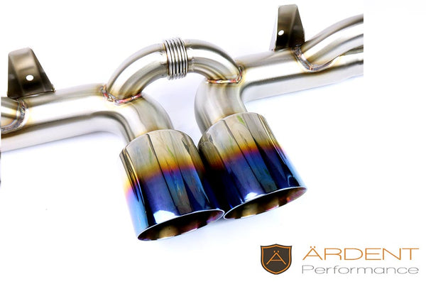 Porsche 991 /991 GT3/GT3 RS 2.0 Center Muffler Bypass