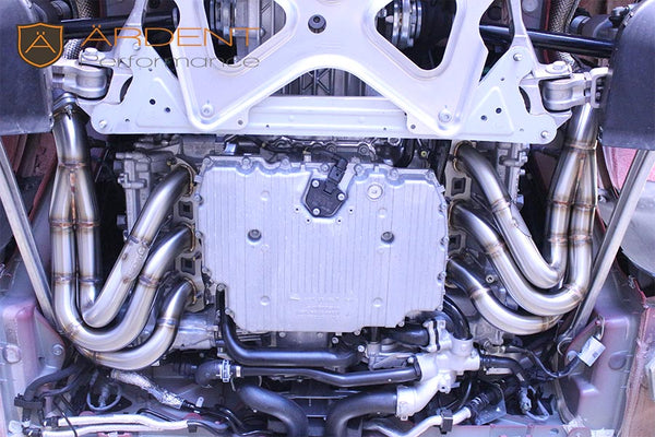 Porsche 981 GT4/Spider Exhaust Racing Headers