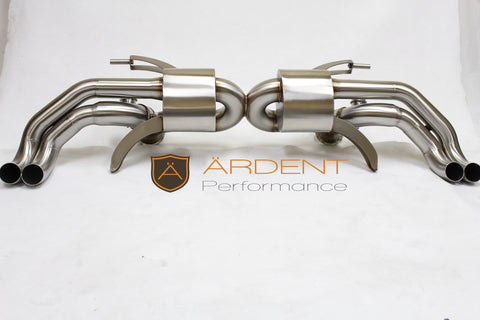 Audi R8 V10 Sport Exhaust System