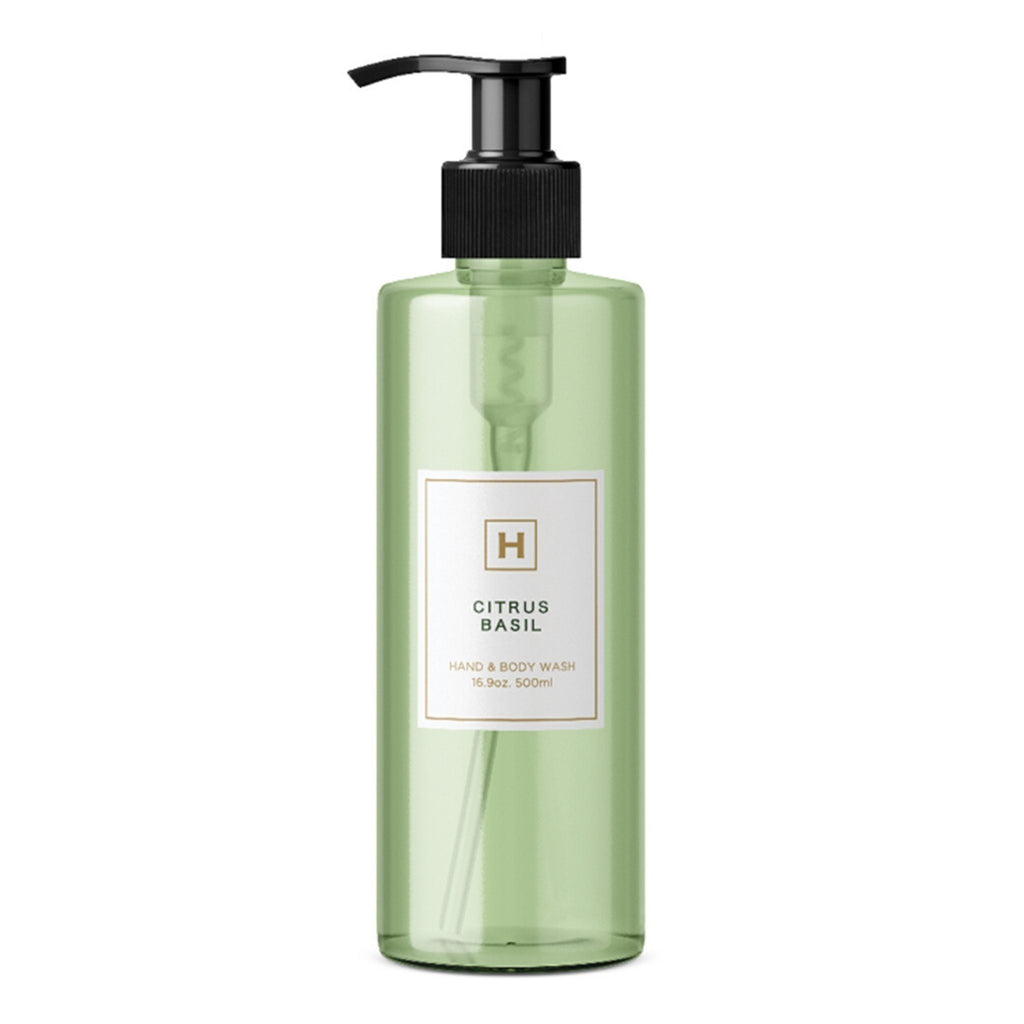 Hand & Body Wash - Citrus Basil - HAVANA HOME