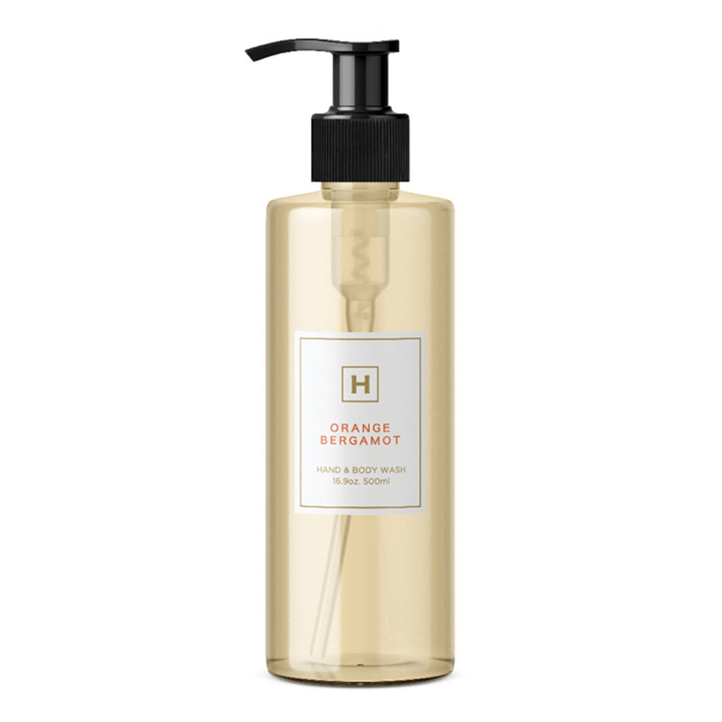 Hand & Body Wash - Orange Bergamot - HAVANA HOME