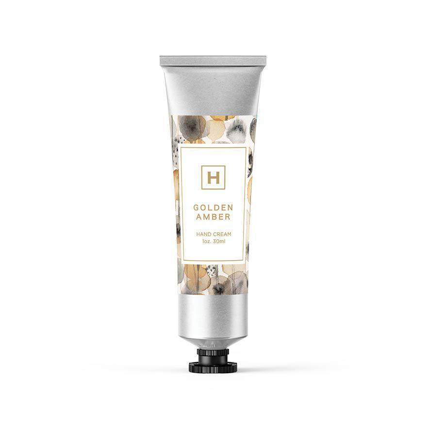 Hand Cream - Golden Amber - HAVANA HOME