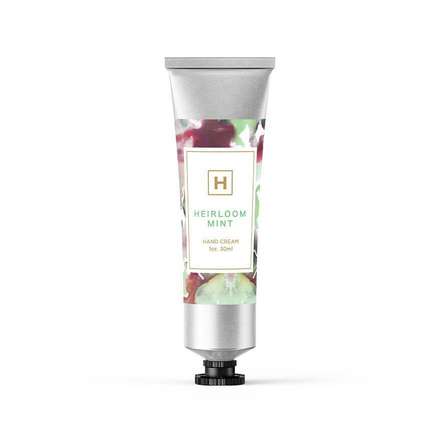Hand Cream - Heirloom Mint - HAVANA HOME