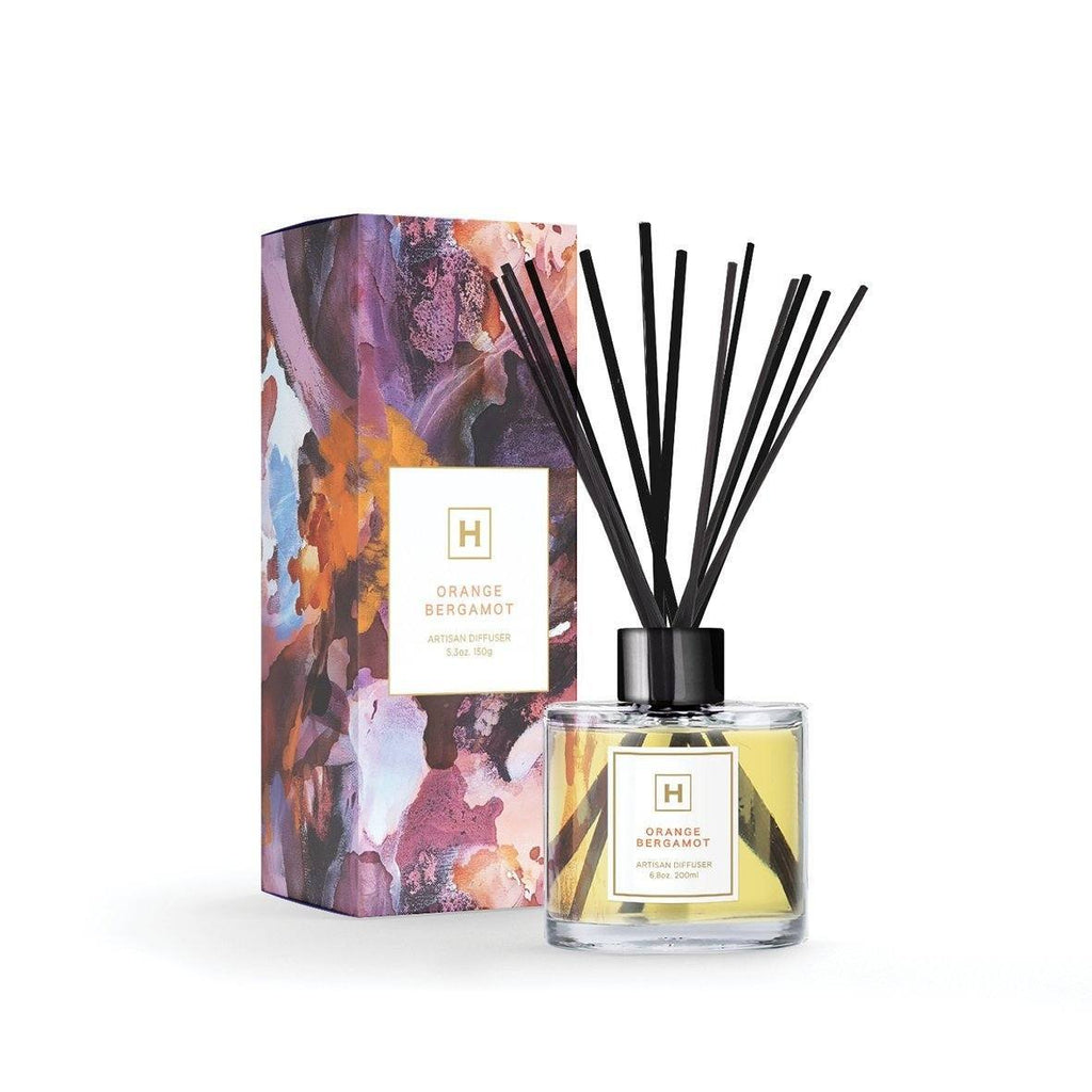 Reed Diffuser - Orange Bergamot - HAVANA HOME