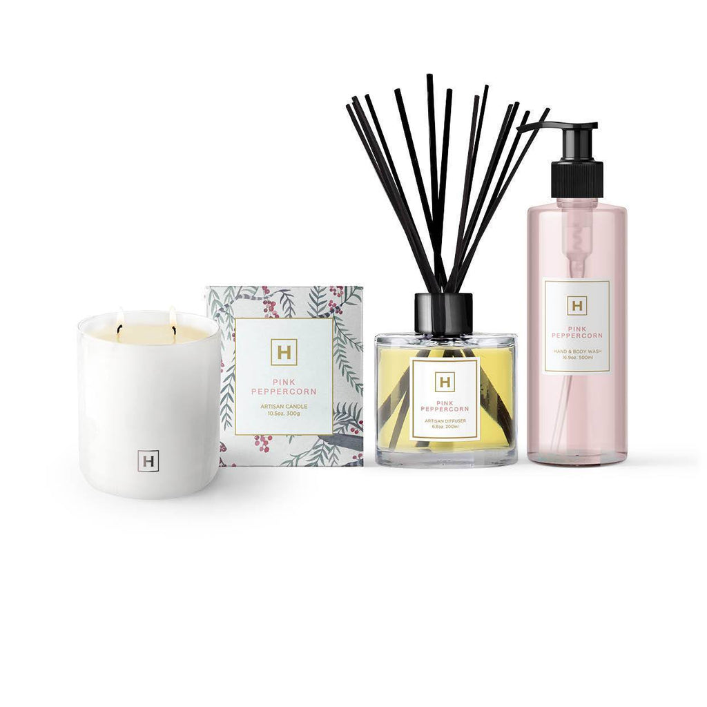 Reed Diffuser Pink Peppercorn - HAVANA HOME