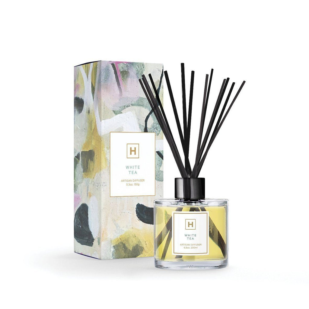 Reed Diffuser - White Tea - HAVANA HOME