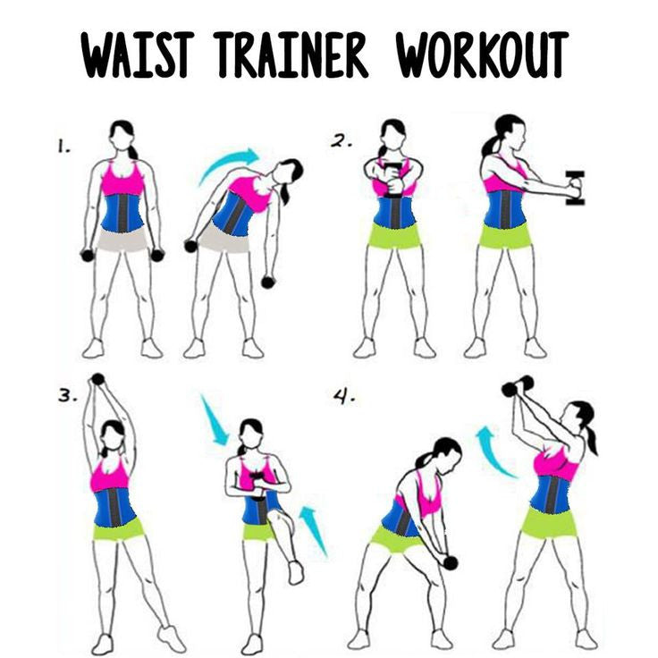 Waist Trainer for Workout Out