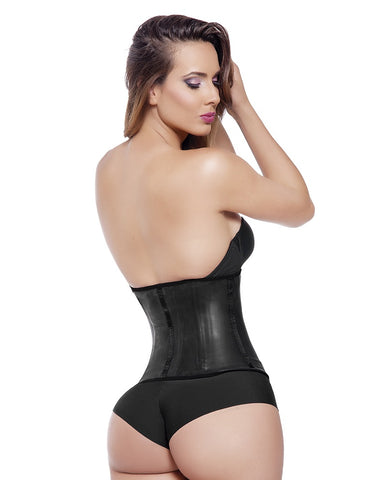 CLASSIC LATEX SHORT TORSO WAIST TRAINER - AM2025S