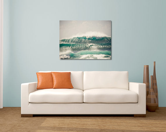 Ocean Inspired Home Decor