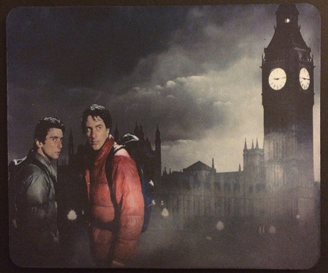 An American Werewolf in London Mouse Pad
