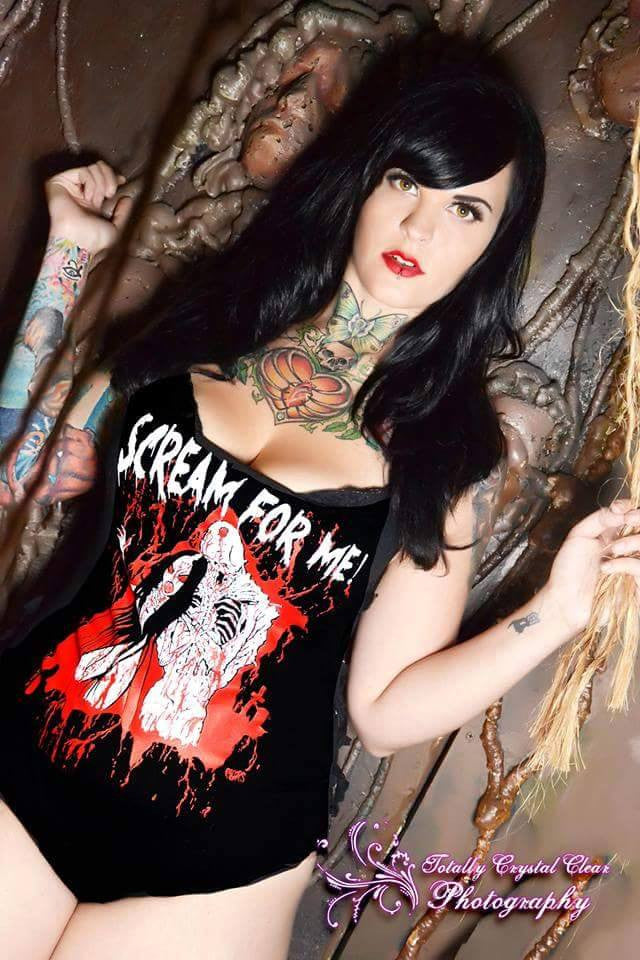 Scream For Me! Shirt