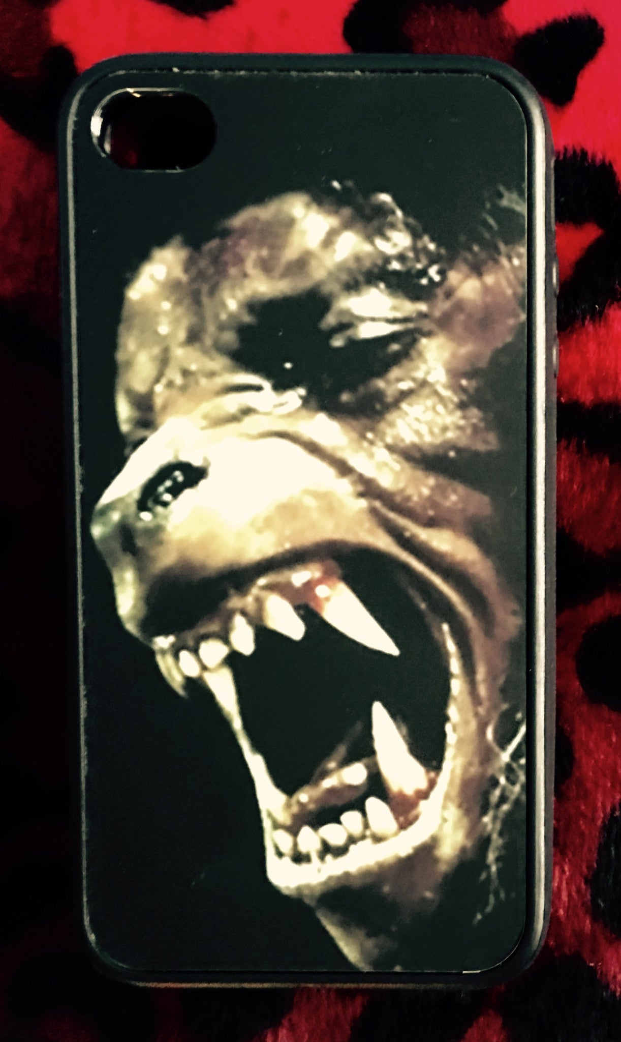 on sale 68134 7edaf An American Werewolf in London iPhone 4/4S Case
