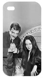 Gomez and Morticia iPhone 4/4S Case