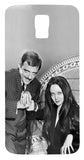 Gomez and Morticia S5 Phone Case