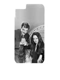 Gomez and Morticia iPhone 5C Case