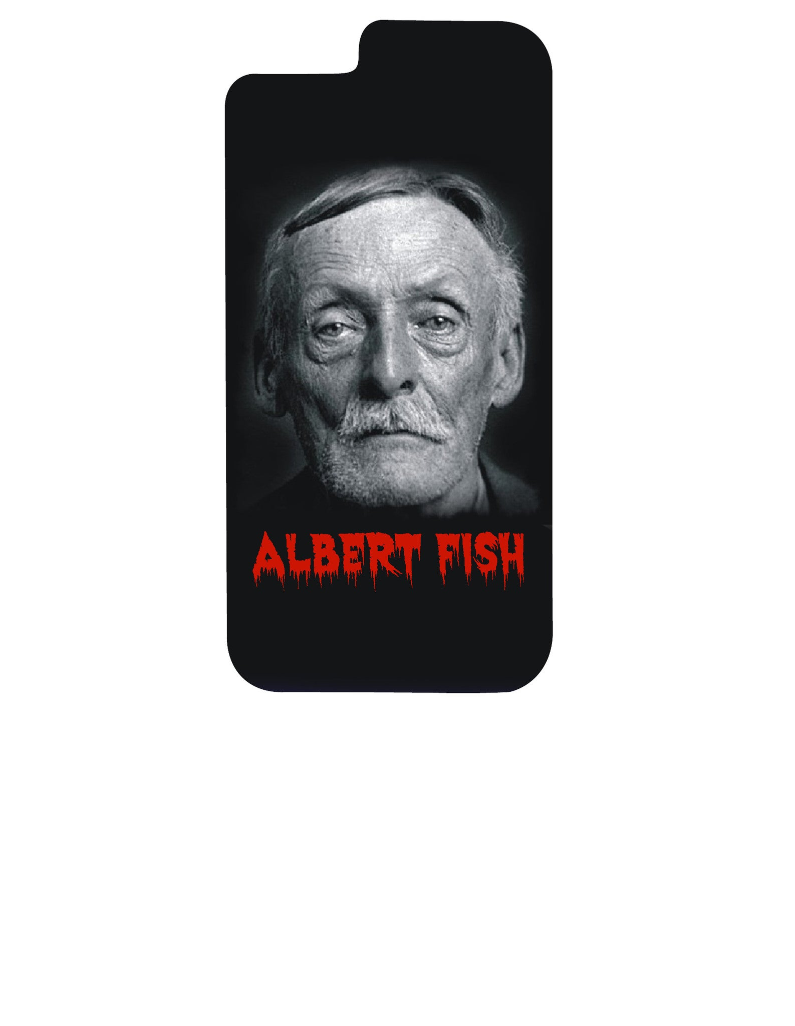 Albert Fish iPhone 6/6S Case