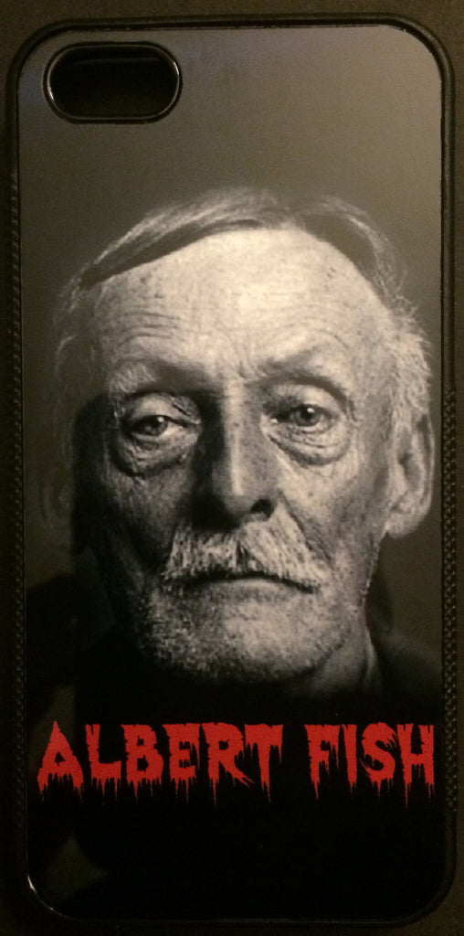 Albert Fish iPhone 5/5S Case