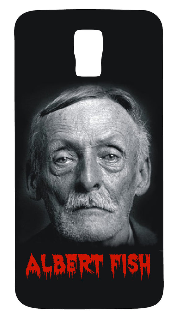 Albert Fish S5 Phone Case