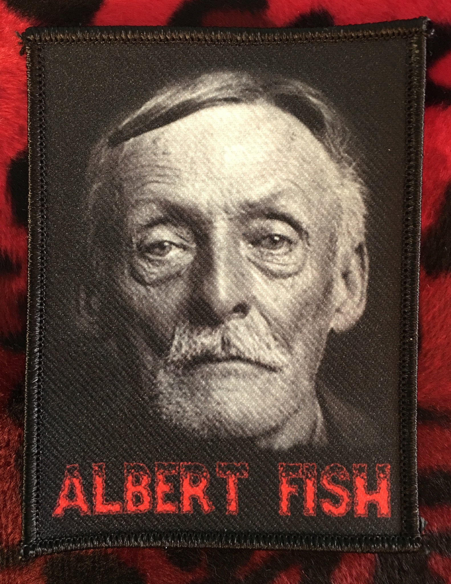 Albert Fish Patch