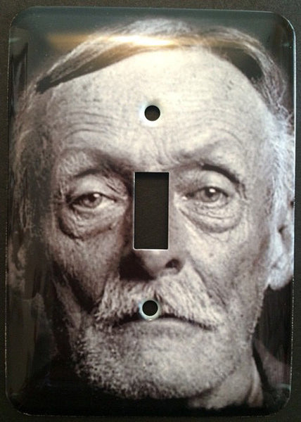 Albert Fish Light Switch Cover Scream For Me Inc