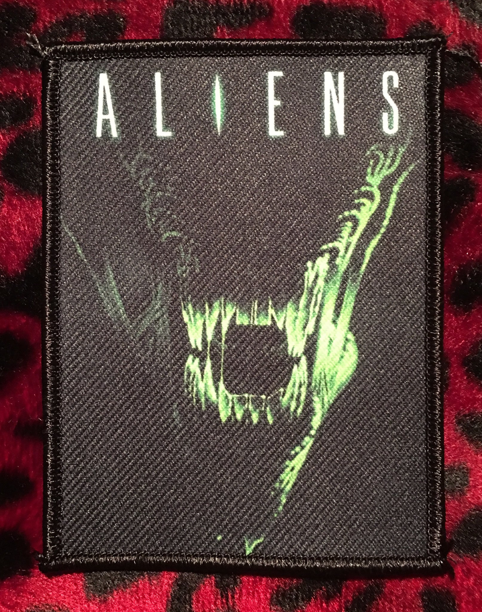 Aliens Patch