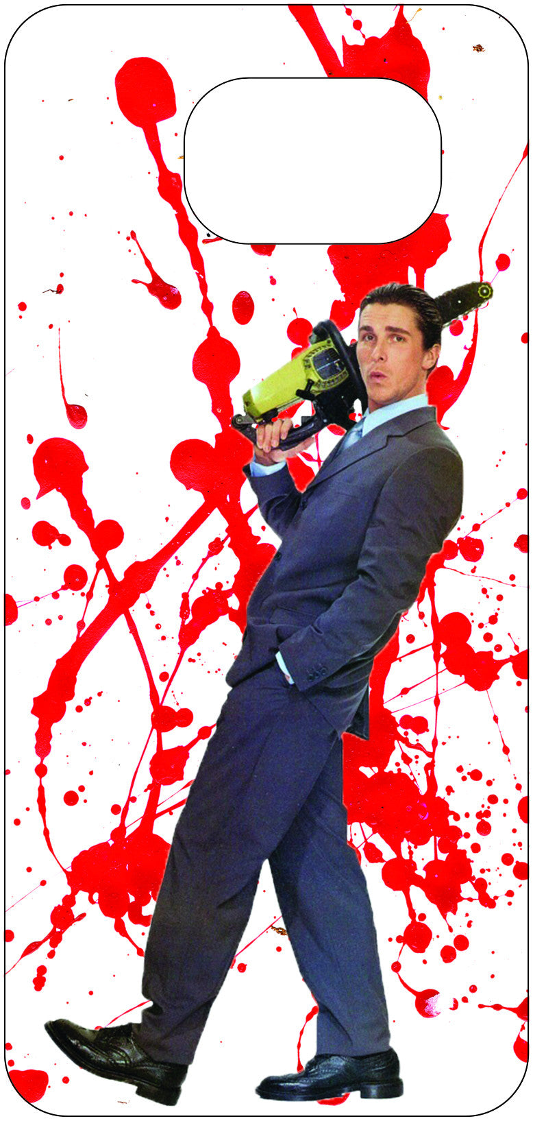 American Psycho Style A S6 Phone Case