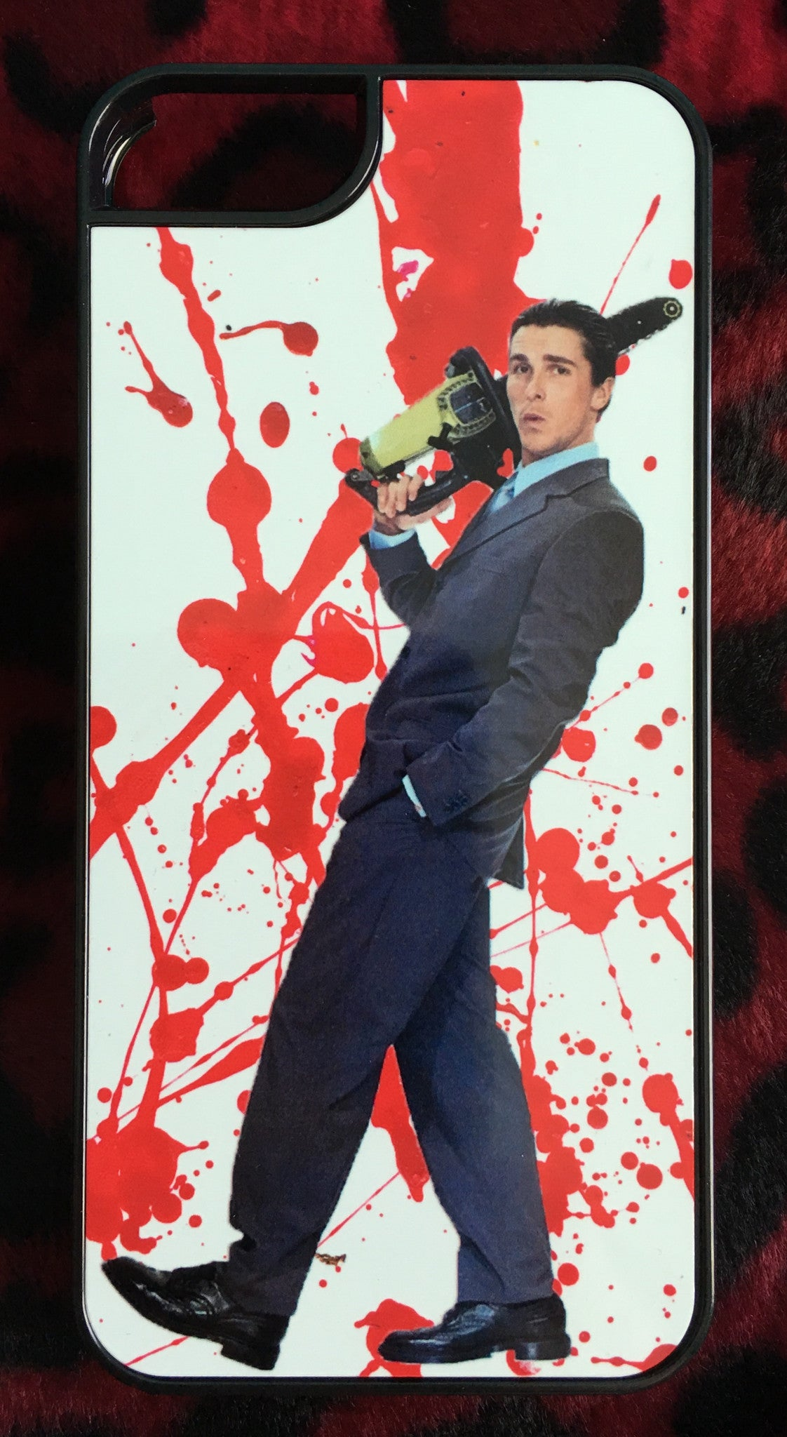 American Psycho Style A iPhone 5/5S Case