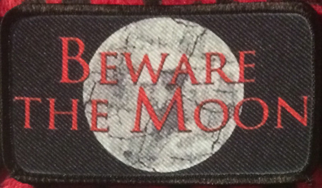Beware The Moon An American Werwolf In London Patch