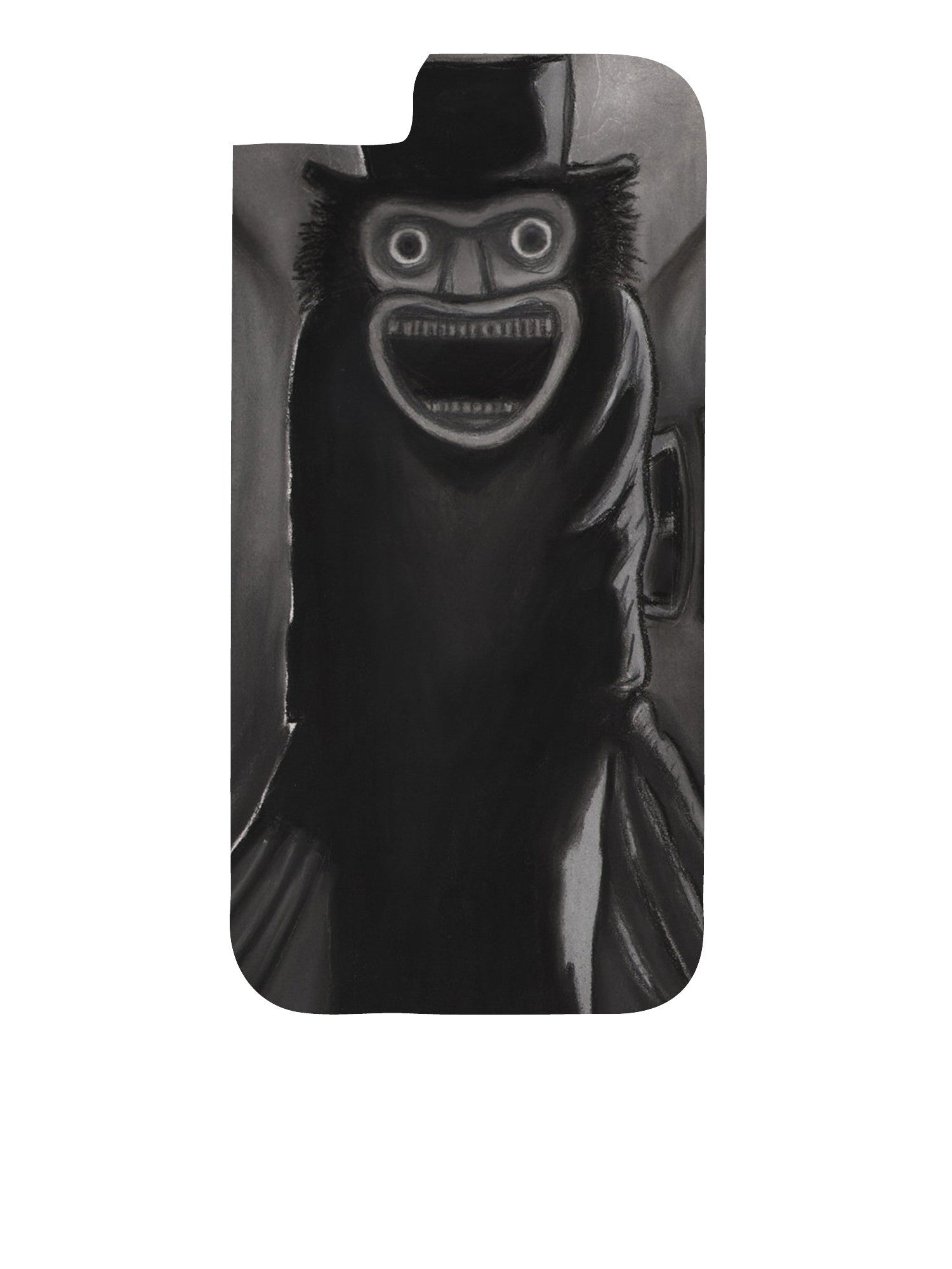 The Babadook Style A iPhone 5C Case