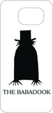The Babadook Style B S6 Phone Case