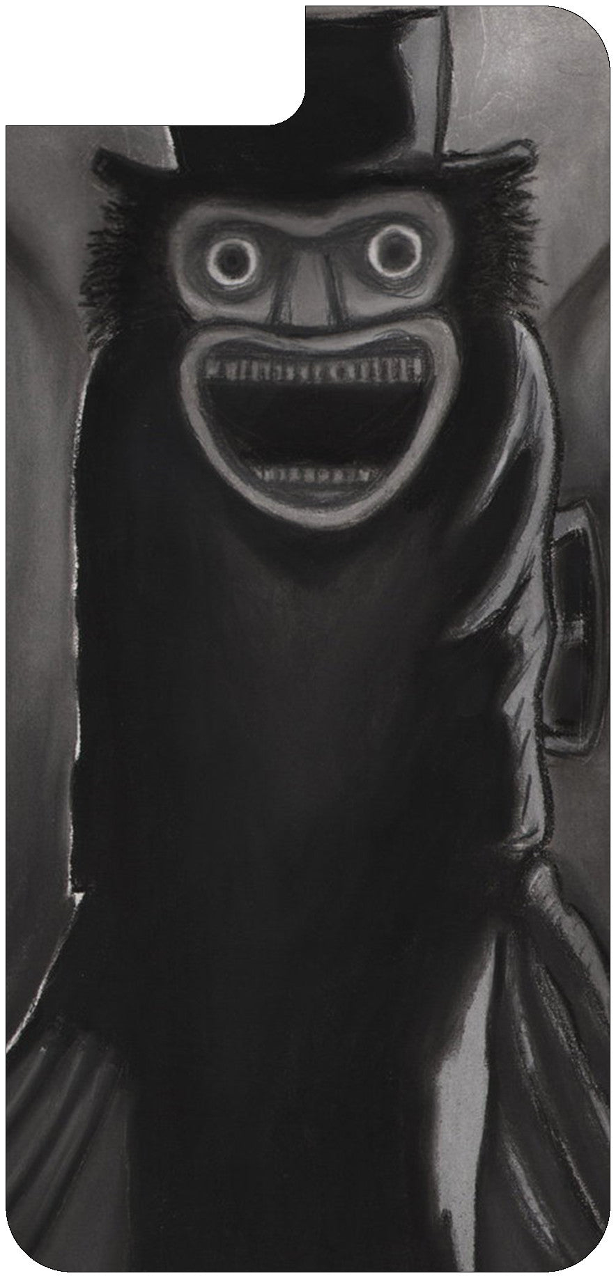 Babadook, The Style A iPhone 7+ Case