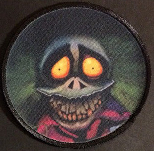 Beetlejuice Cartoon Patch