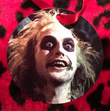 Beetlejuice Christmas Ornament