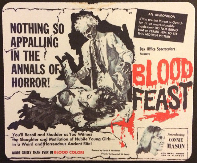 Blood Feast Mouse Pad