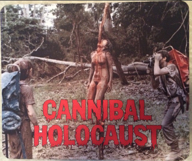 Cannibal Holocaust Mouse Pad