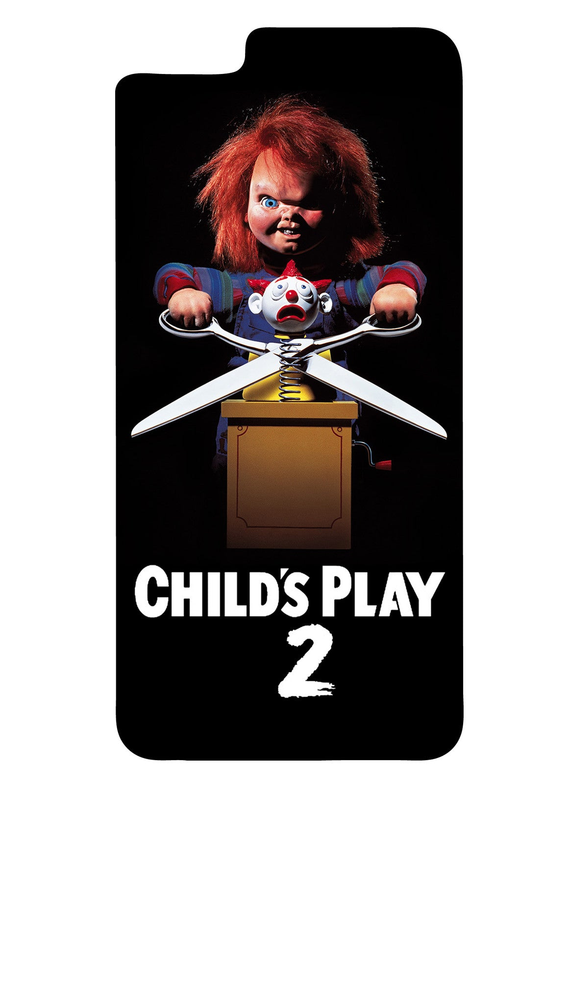 Child's Play 2 iPhone 6+/6S+ Case
