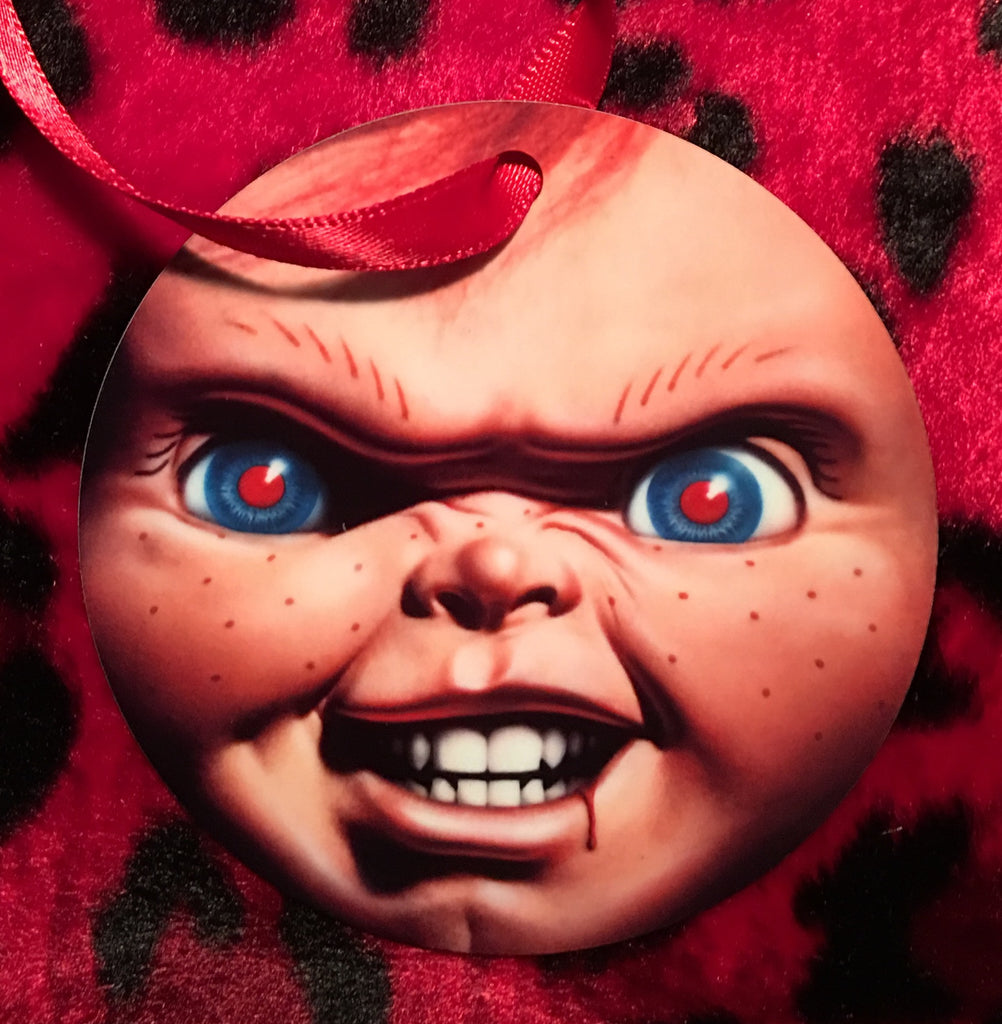 Child's Play Christmas Ornament