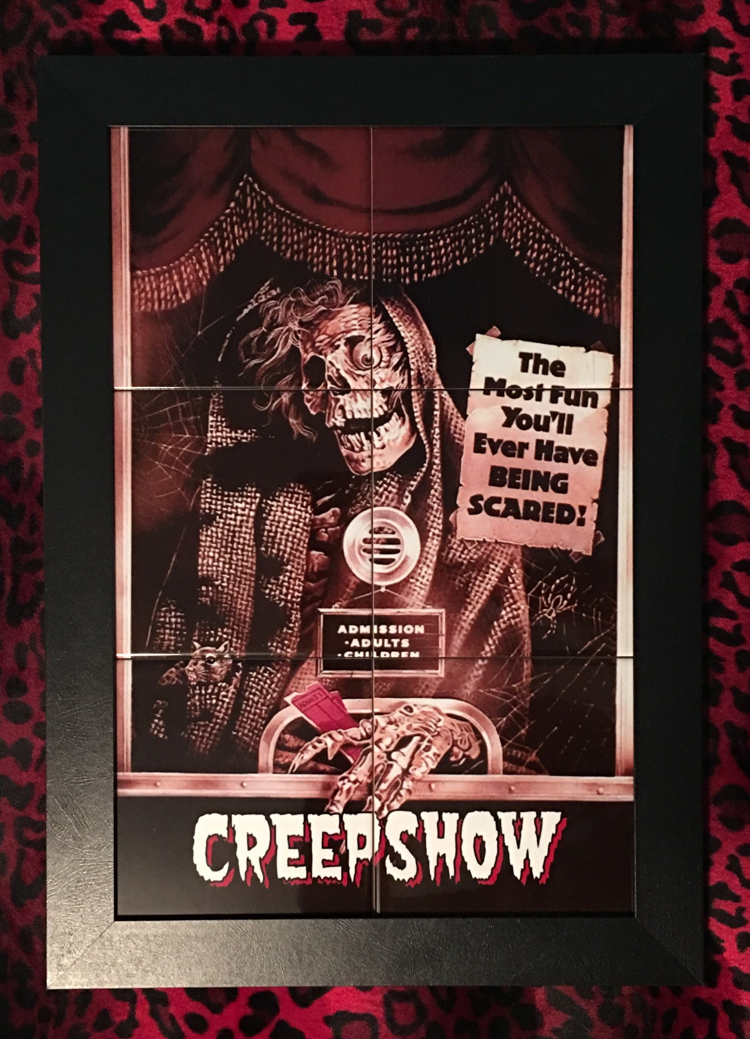 Creepshow Ceramic Tile Mosaic