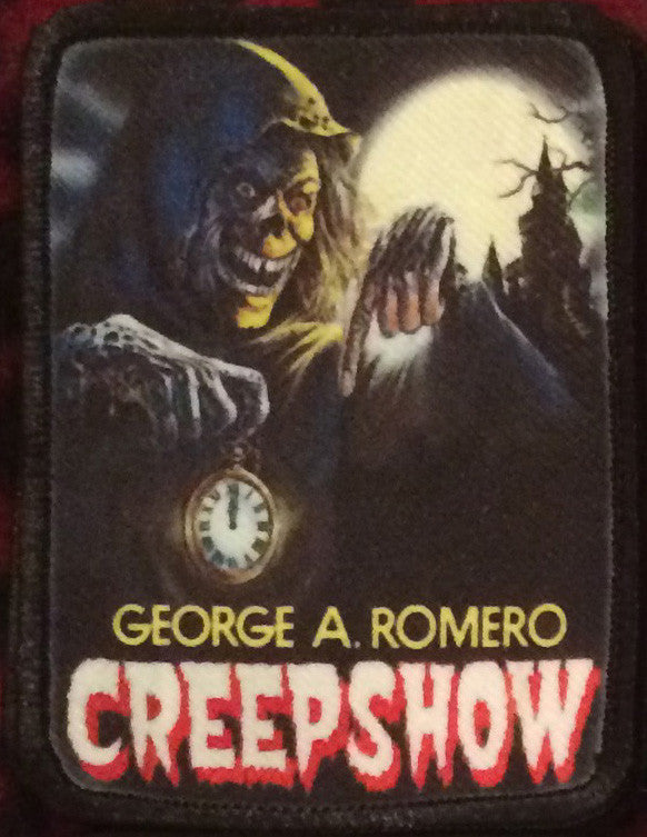Creepshow Style B Patch