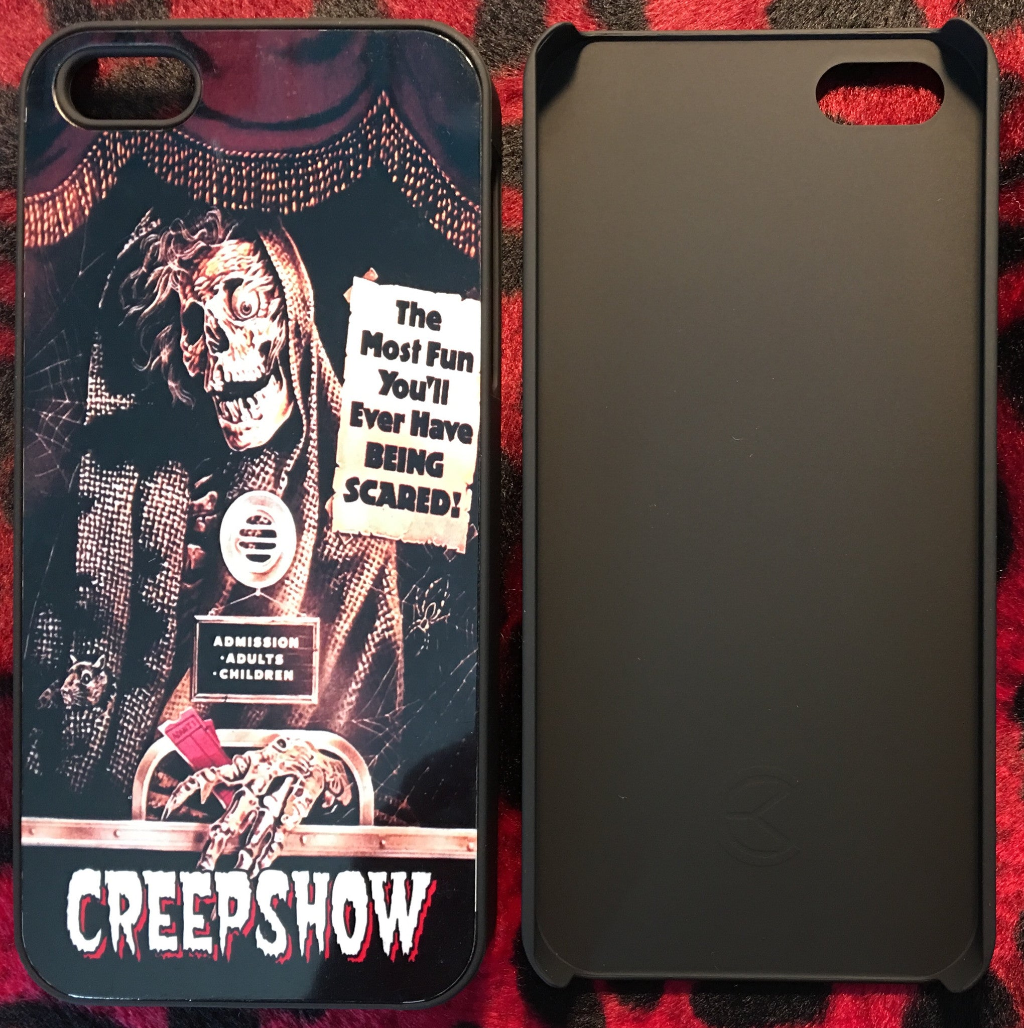 Creepshow iPhone 5/5S Case