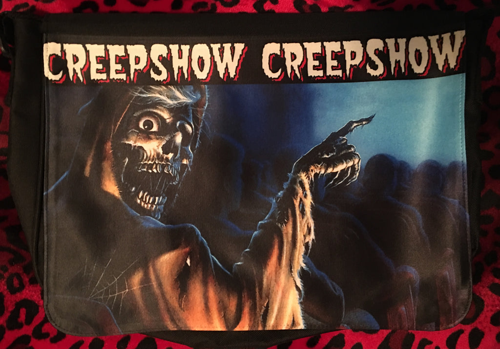Creepshow Large Reporter Bag