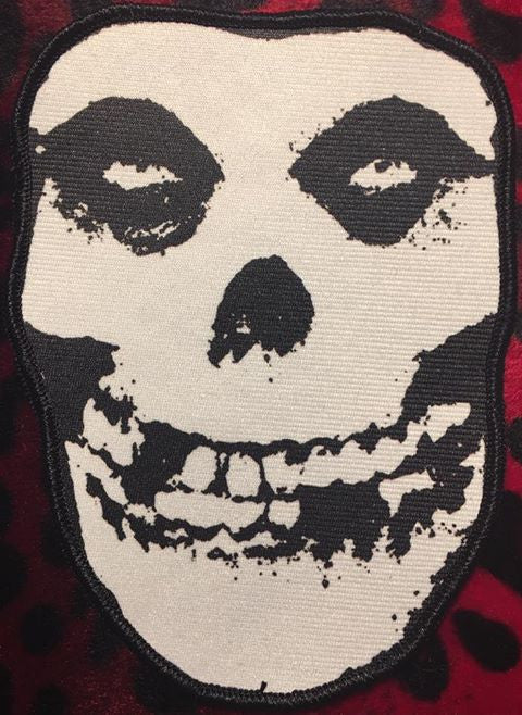 Crimson Ghost Misfits Patch