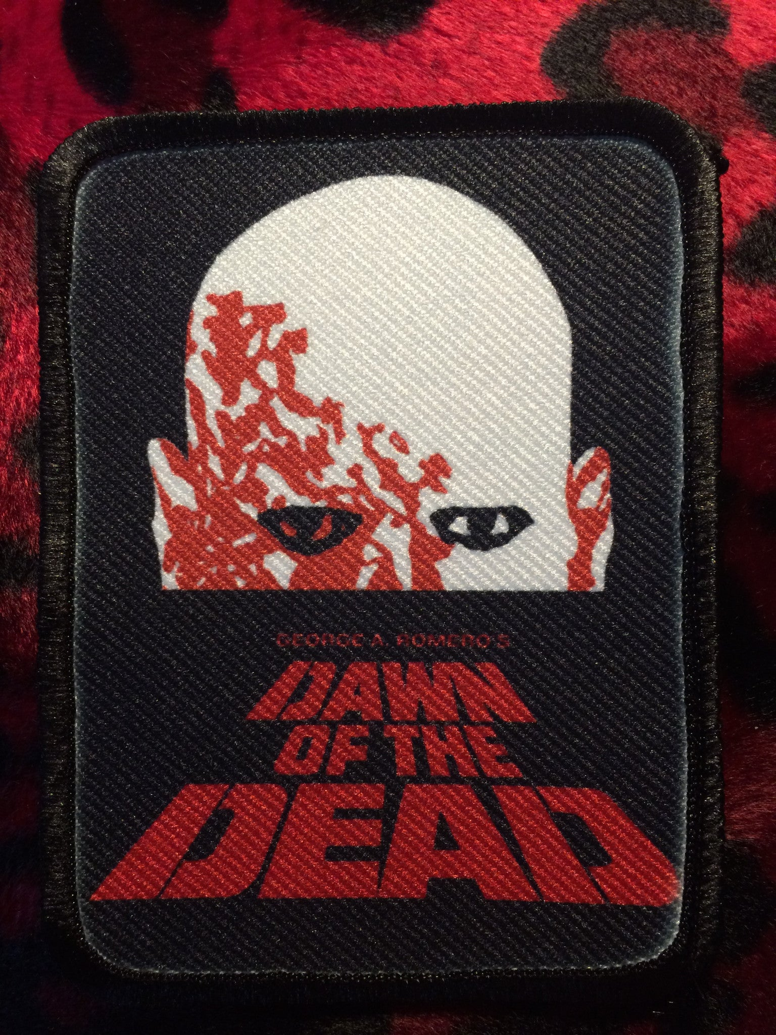 Dawn of the Dead Style B Patch